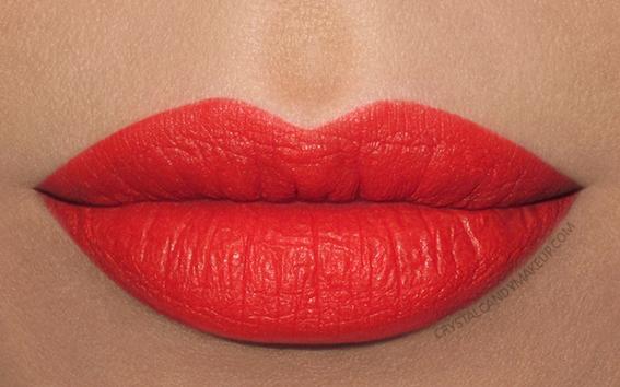 Buxom Plumpline Lip Liner Swatch Infrared