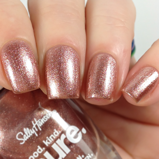 Sally Hansen-Golden Quartz