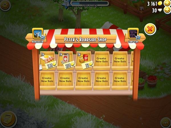 Tips dan Trik Cheat Game Hay Day