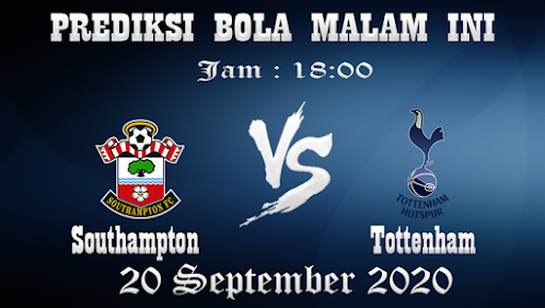 Prediksi Bola Southampton Vs Tottenham