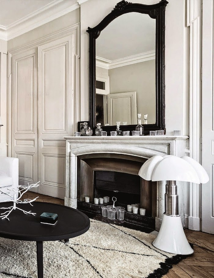 A French apartment