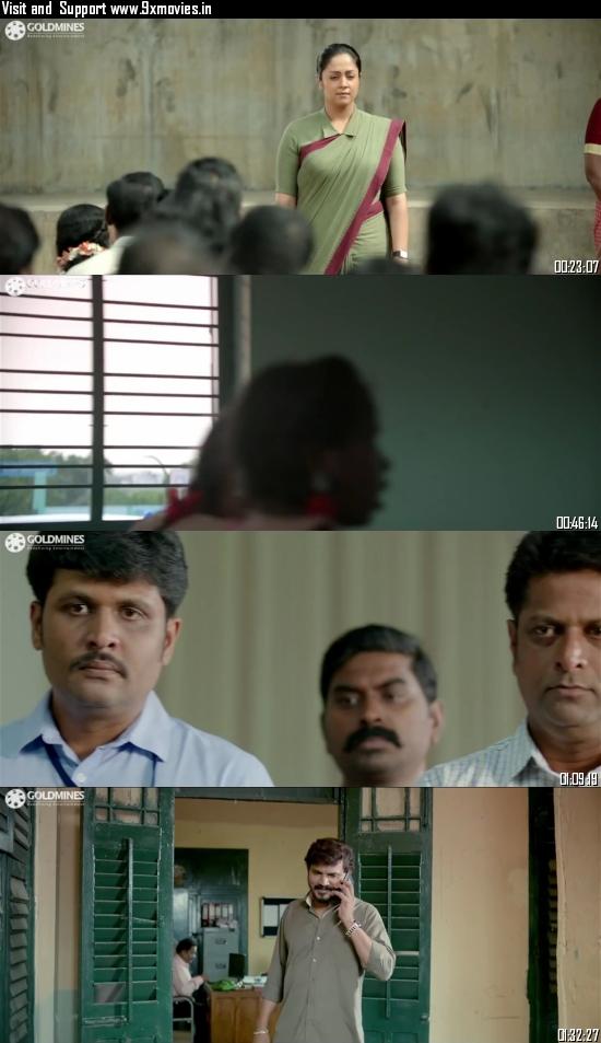 Madam Geeta Rani Raatchasi 2019 Hindi Dubbed 480p WEB-DL 300mb