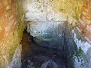 Pozo de origen romano