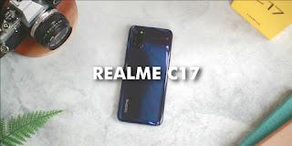 Rekomendasi HP 2 Jutaan 2021 Realme C17