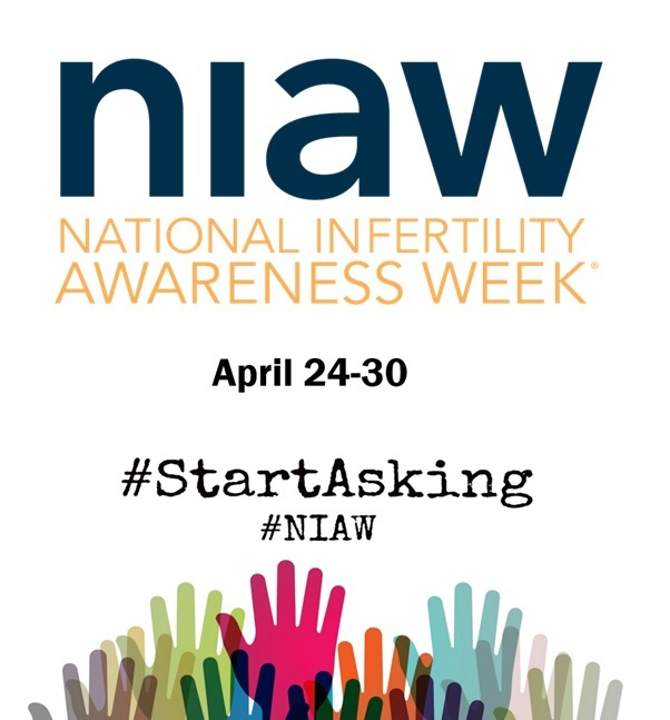 National Infertility Awareness Week (NIAW)