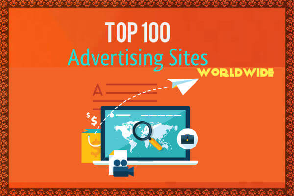 Top-100 advertising sites worldwide-600x400
