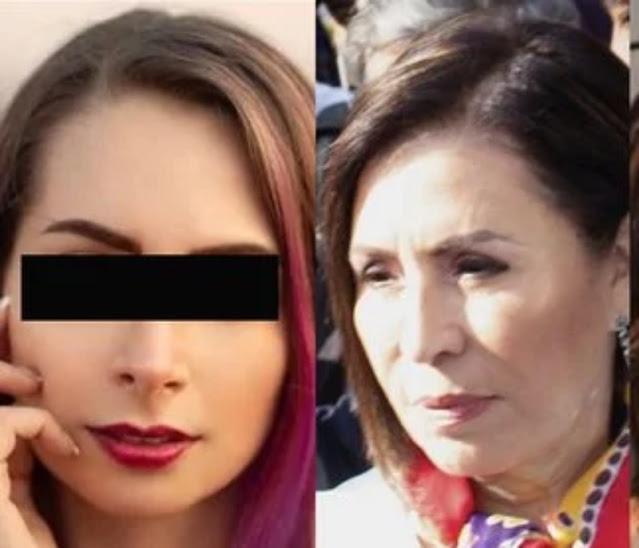 Rosario Robles tendrá a YosStop como compañera en Santa Martha Acatitla ¿Seran amigas?
