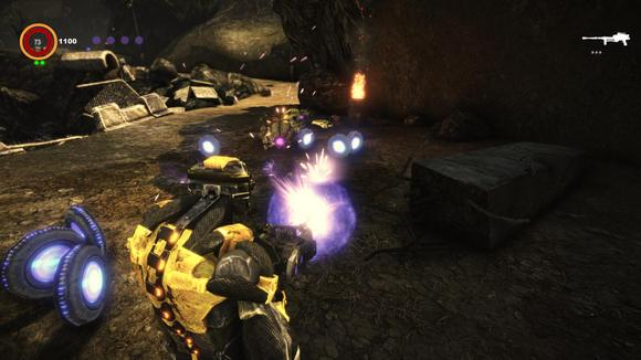 Iron Soul is the unpredictable fusion of  Iron Soul-SKIDROW