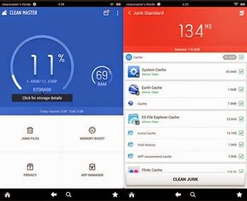 Cara Menggunakan Clean Master Android