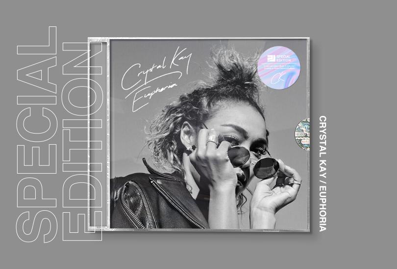 Random J Pop special edition: Crystal Kay - Euphoria