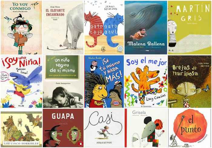 cuentos libros infantiles aumentar trabajar autoestima niños