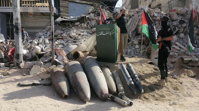 Ratusan Rudal I5rae1 Gagal Meledak di Ga2a, Hama5 Malah Dapat Senjata Gratis
