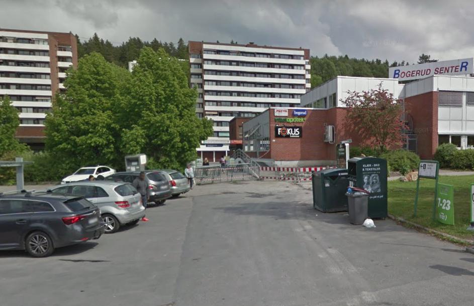 Masu kautiņš Norvēģijas galvaspilsētā