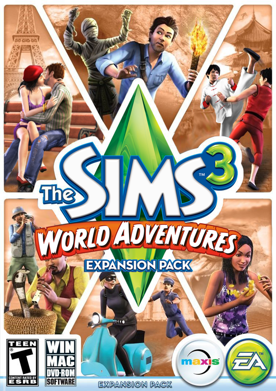 t ng h p gi i thi u t nh n ng t t c c c phi n b n m r ng trong the sims 3 ep sp the sims