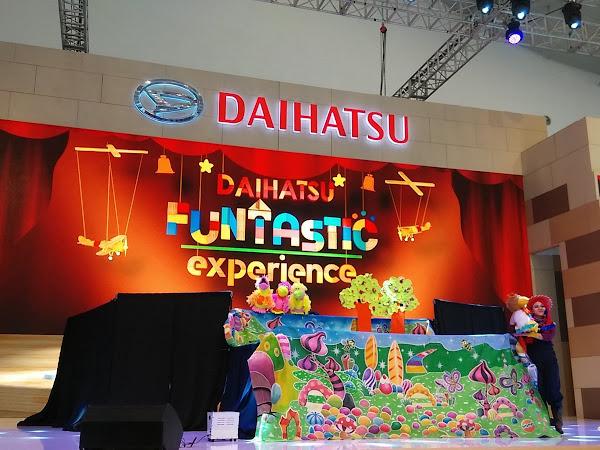 [REPORTASE] Keseruan dan Kecerian di Booth Daihatsu GIIAS 2016