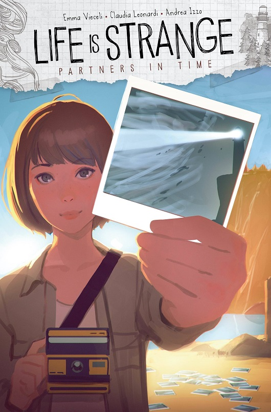 Cover of Life is Strange Partners in Time #1