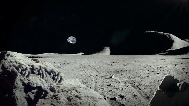 luna superficie