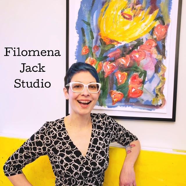 Filomena Jack Studio | Linzer Lane Blog