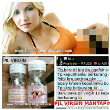 testimini pil virgin