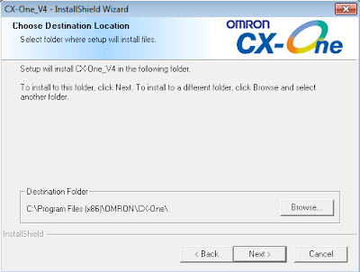 How To Install Software PLC Omron CX-ONE V4.30 - CX Programmer 9.5 Full