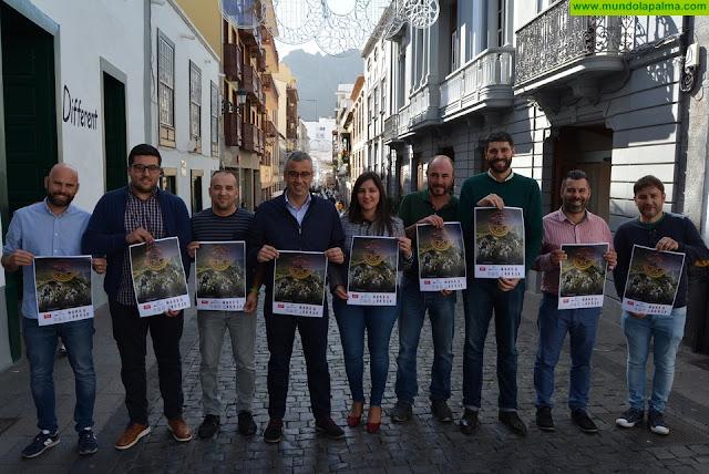 Santa Cruz de La Palma acoge la presentación del II Open Avis Canarias Ciclista de La Palma con 18 pruebas a lo largo de 2019