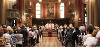 مجلس أساقفة ايطاليا: اتفاق مع الحكومة لفتح الكنائس اعتبارًا من 18 أيار، ضمن تدابير صحية