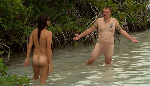 Think, Pics of the girl off naked and afraid nude