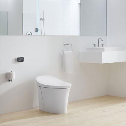Kohler Intelligent Toilet, Smart Home, Smart Toilet, Modern Toilet