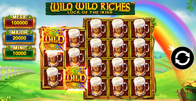 Slot đặc sắc tháng 10: Wil wil Riches tại 12BET Wild