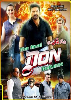 The Real Don Returns 2015 Hindi Dubbed WEBRip 480p 350mb