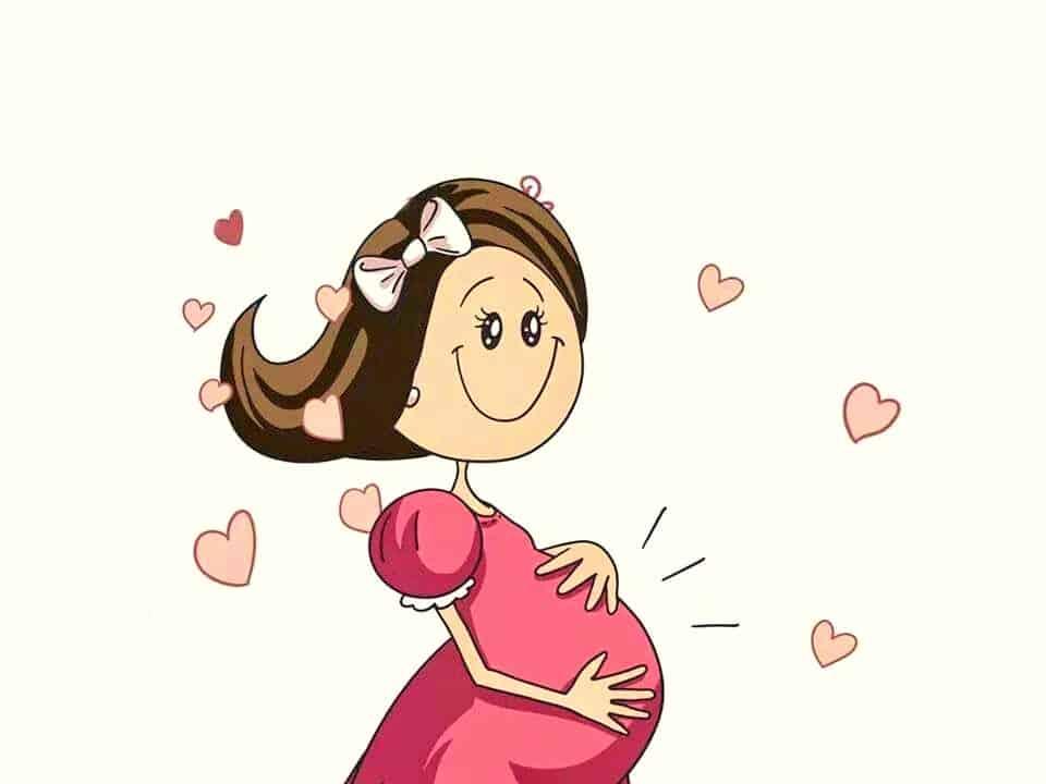 Картинки прикольные беременность, плачущих