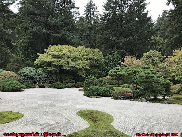 Tsubo-Niwa Japanese garden