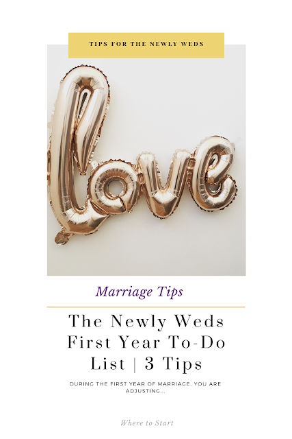 During the first year of marriage, you are adjusting to some of the following:- marriage tips - newly weds - wedding planning - K'Mich Weddings Philadelphia PA