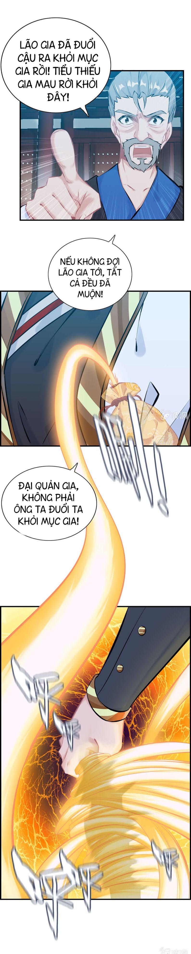 Thần Ma Thiên Sát Chapter 24 video - truyenmh.com
