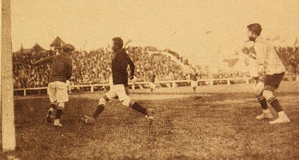 Chile y Bolivia en Campeonato Sudamericano de 1926