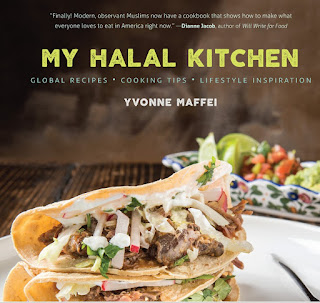 download ebook My Halal Kitchen: Global Recipes, Cooking Tips, and Lifestyle Inspiration