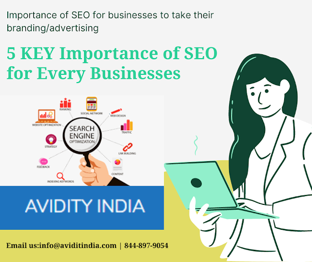 Benefit SEO for Business