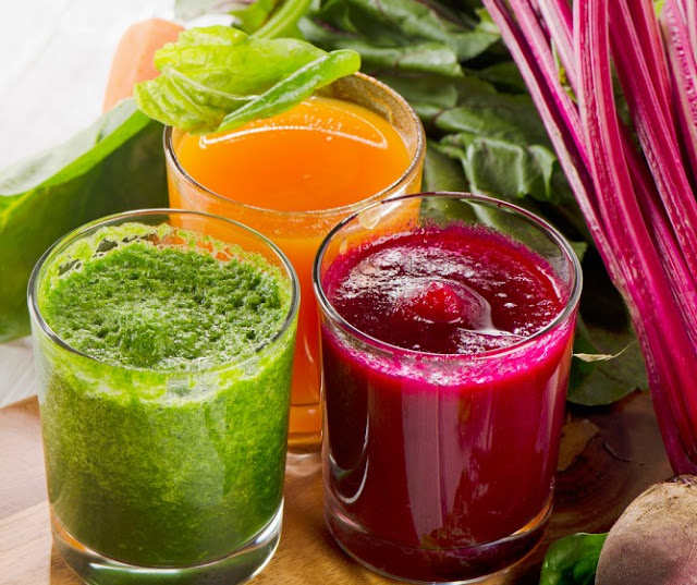 Tips For Making Delicious And Healthy Juice Drinks