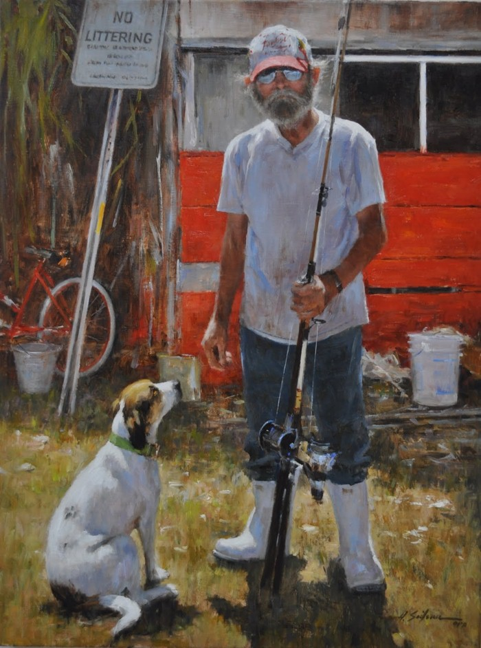 Современные художники Америки. Hodges Soileau 11