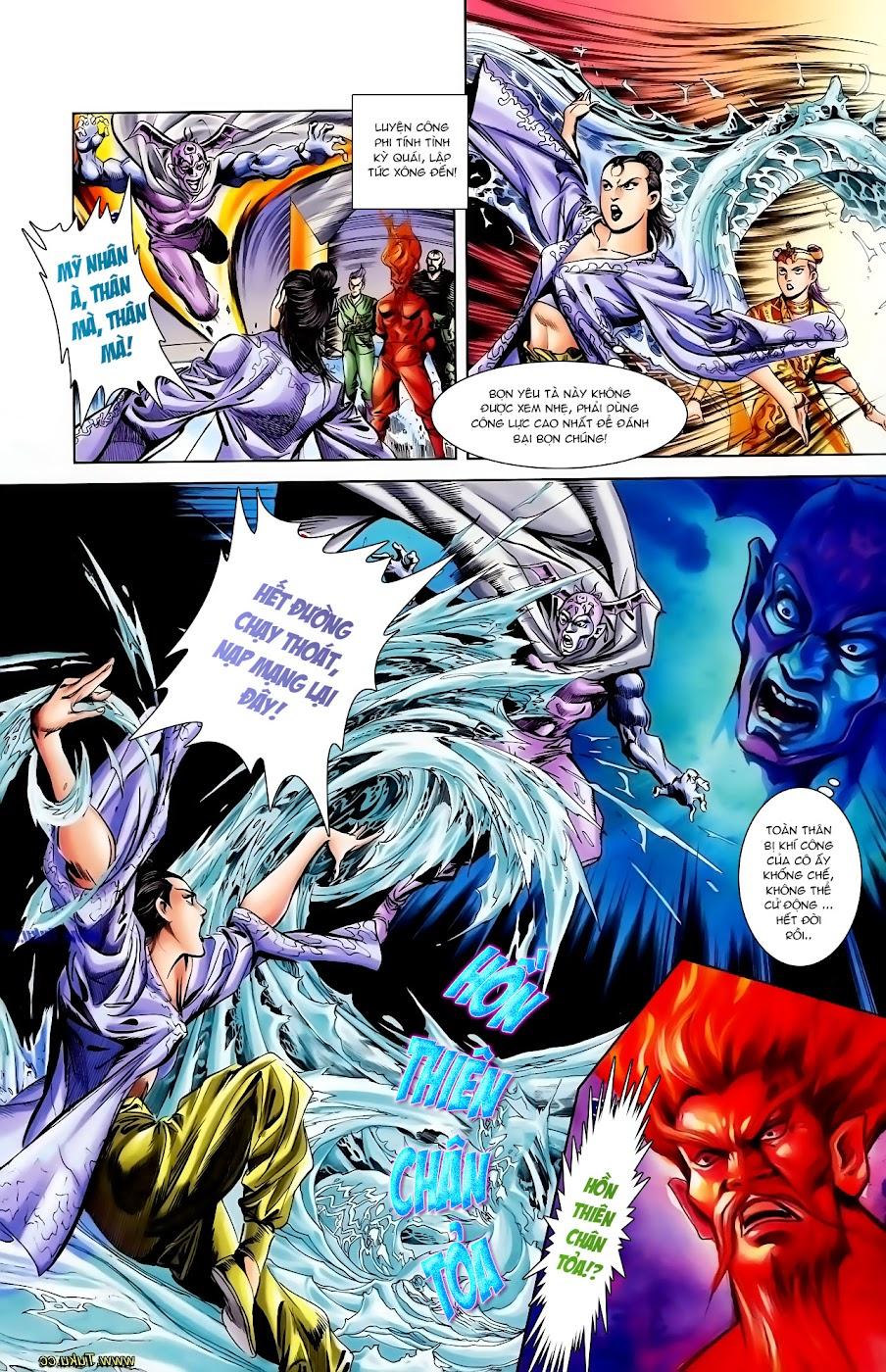 Cơ Phát Khai Chu Bản chapter 105 trang 29