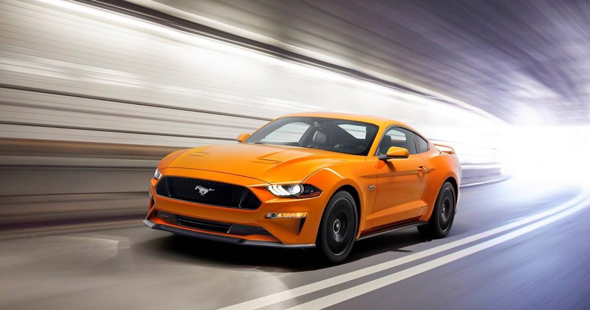 Ford Mustang 2018: fotos, vídeos e especificações oficiais