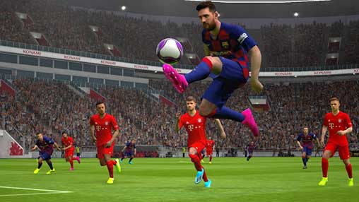 تحميل لعبة eFootball PES 2020 4.0.2 (Full) Apk + Data for Android
