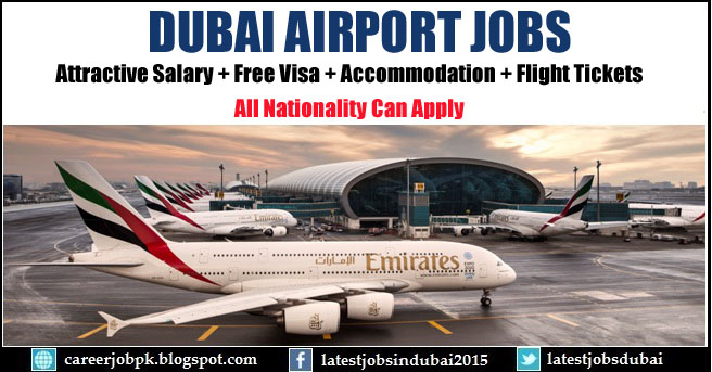 Dubai Airport jobs and careers in UAE