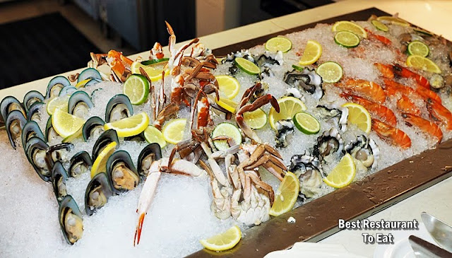 Four Points By Sheraton Puchong Buffet Menu Seafood On Ice