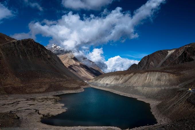 Suraj Tal Himachal pradesh