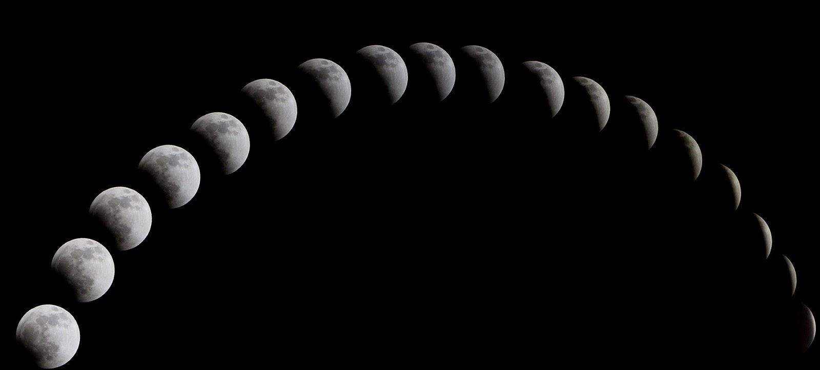 Os segredos da Lua na Magia