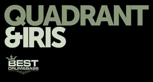Quadrant & Iris - Best DnB Mix [2019] - Drum And Bass Mixes