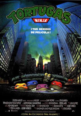 Teenage Mutant Ninja Turtles [1990] [DVD R1] [Latino]