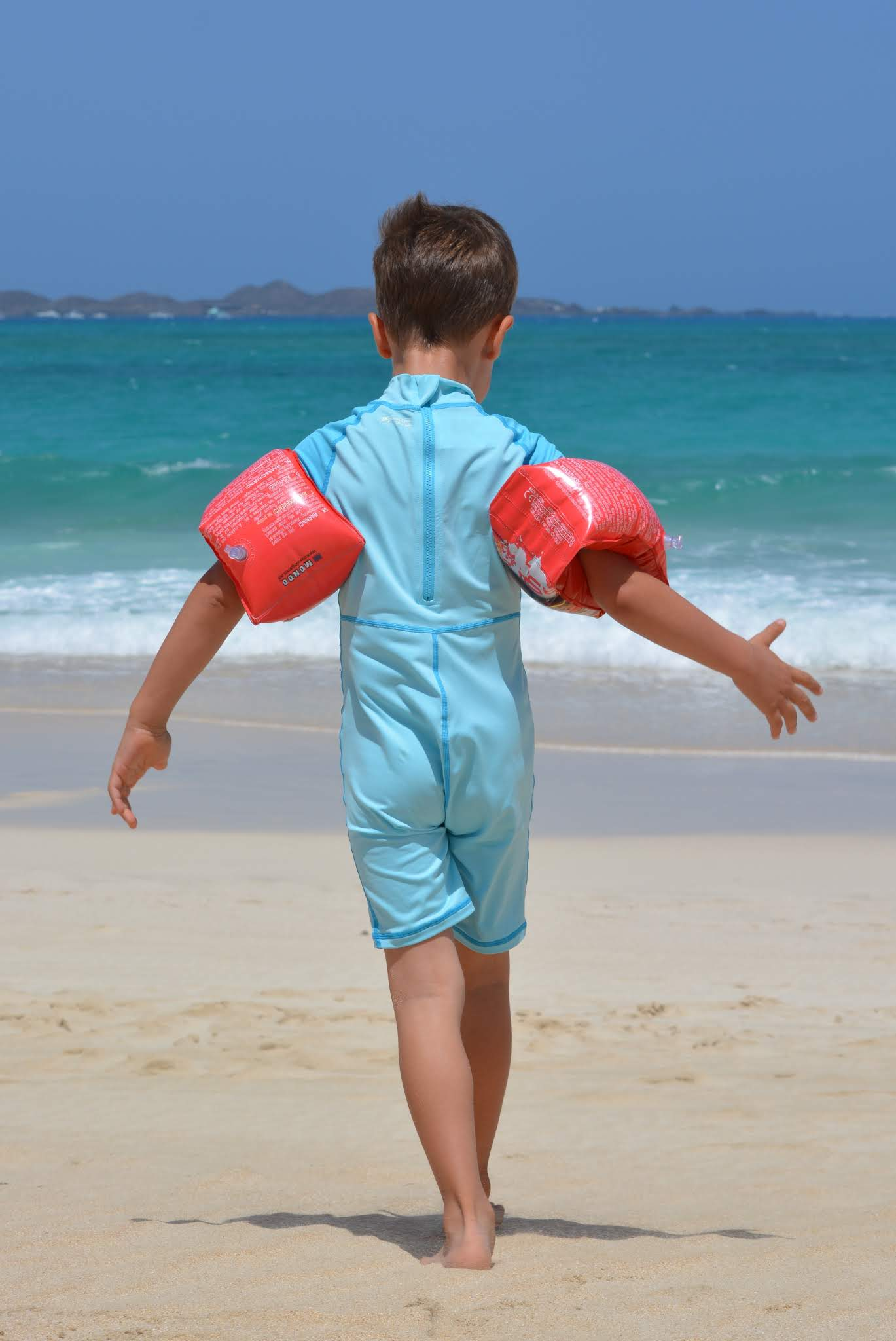 Protective gear for children