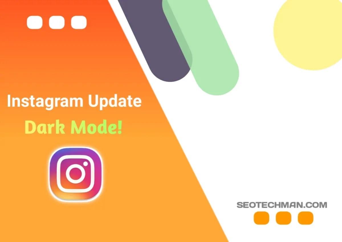 Cara Mengaktifkan Dark Mode Instagram, untuk IOS 13 dan Android 10